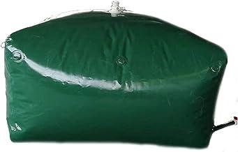 XBSXP Sac de Stockage d'eau extérieur, conteneur de Stockage d'eau Pliable portatif de Grande capacité, Seau épais et rési...