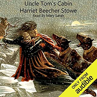 Uncle Tom's Cabin audiobook cover art