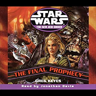 Star Wars: The New Jedi Order: The Final Prophecy Titelbild