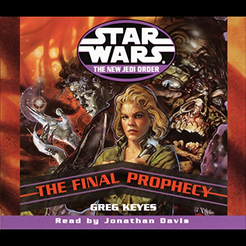 Star Wars: The New Jedi Order: The Final Prophecy cover art