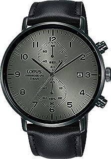 Lorus Classic Man Mens Analogue Quartz Watch with Calfskin Bracelet RW405AX9