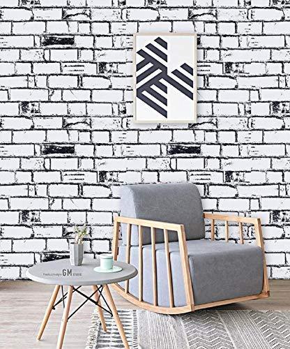 60 Off On Indian Royals White Grey Self Adhesive Wallpaper Removable Brick Peel Stick Wallpaper Decorative Wallpaper 200 45 Cm On Amazon Paisawapas Com