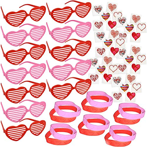 96 Valentines Day Party Favors for Kids...