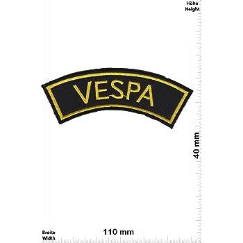 Bestellmich - Parche termoadhesivo, diseño de diana de Vespa Piaggio: Amazon.es: Hogar