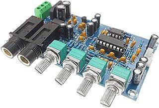 Homyl Componentes Do Eletrodo Da Placa Do Módulo de Alimentação para Microfone K-K