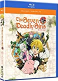 Seven Deadly Sins Season 1 Complete Collection Blu-Ray(七つの大罪 第1期 全24話)