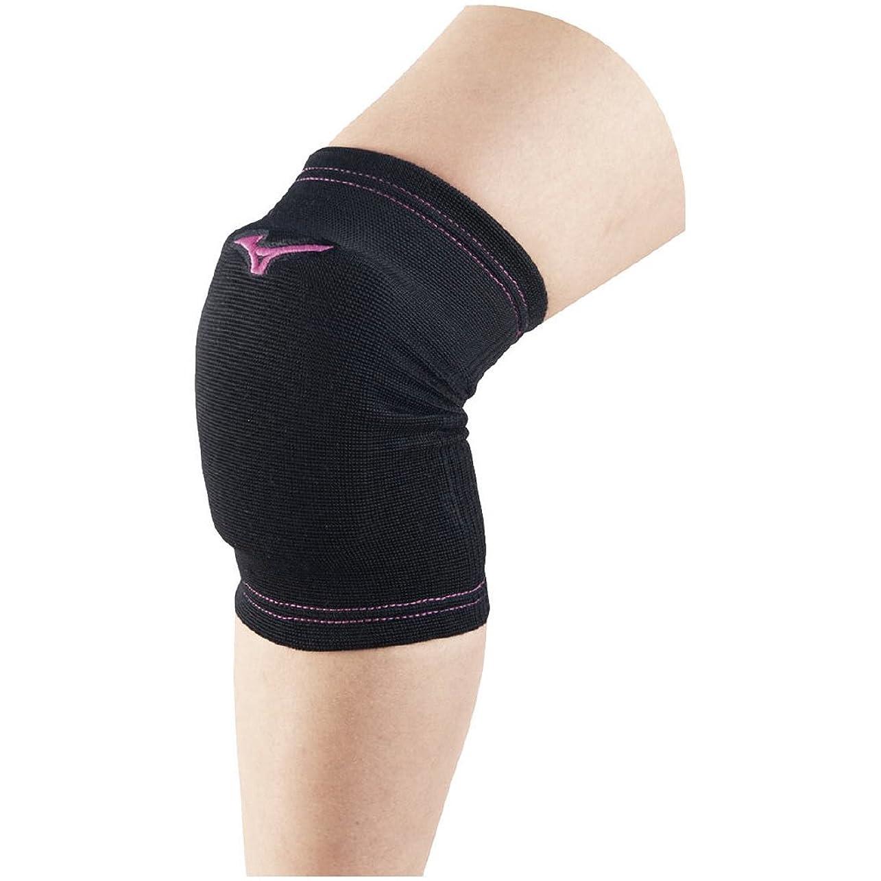 冊子兄弟愛きつくMIZUNO(ミズノ) バレーボール ジュニア用 膝サポーター(2個セット) V2MY8011 フリーサイズ