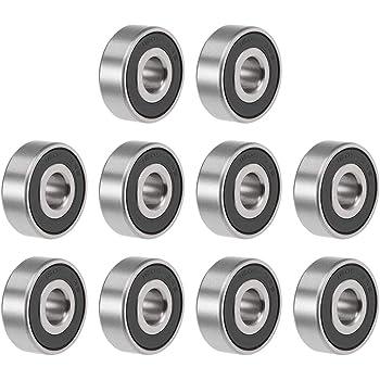 "10 Bearing R1038-2RS 3//8/""x 5//8/""x 5//32/"" Bearings Pack"
