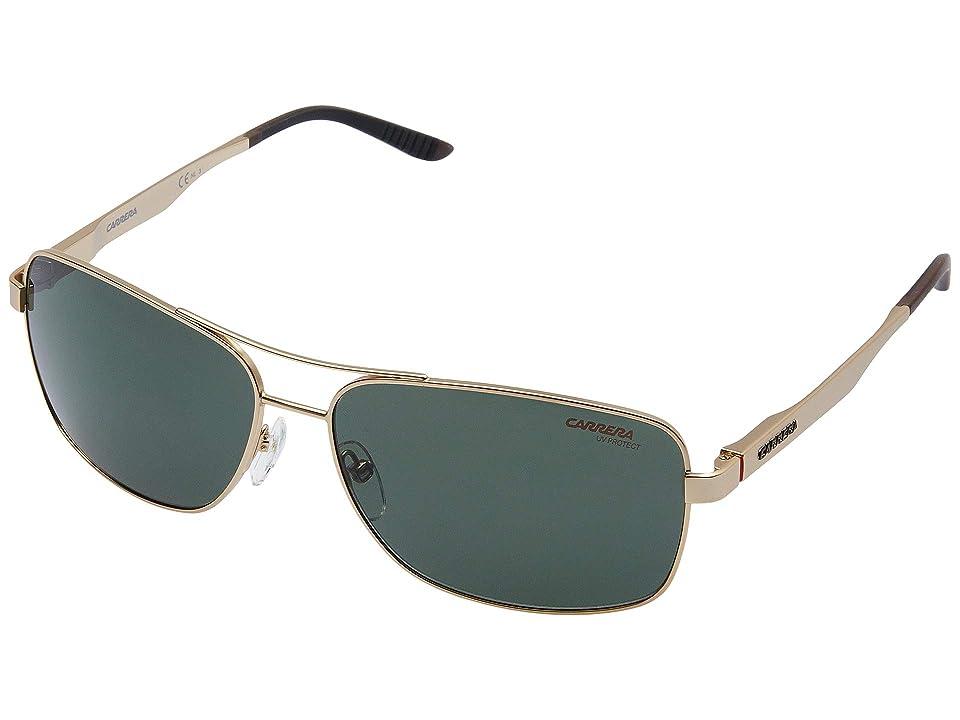 Carrera Carrera 8014/S (Matte Gold) Fashion Sunglasses