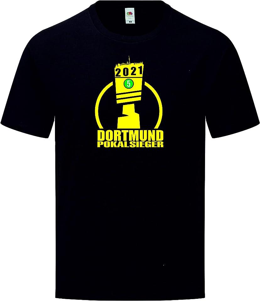 Dortmund Pokal Sieger 2021 T-Shirt *Borussia* Finale Berlin 21