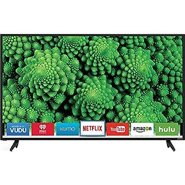 VIZIO D50F-E1 D-SERIES - 50  CLASS (49.5  VIEWABLE) LED TV (New)