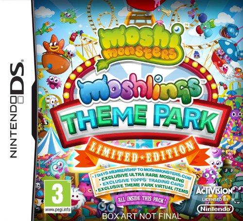 Moshi Monsters: Moshlings Theme Park - Limited Edition (Nintendo DS) [UK IMPORT]