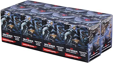 WizKids Dungeons & Dragons Fantasy Miniatures: Icons of The Realms Set 8 Monster Menagerie 3 (WK72895)