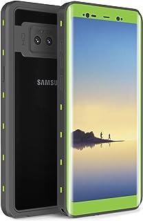 Fansteck Samsung Galaxy Note 8 Waterproof Case, IP68 Waterproof/Snowproof/Shockproof/Dirtproof, Fully Sealed Underwater Pr...