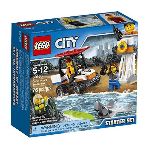 Buggy Plage Gardes-Côtes Ensemble LEGO City - 60163 - 76 pièces - 0