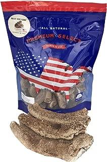 DABC OAK LAND 1LB=453gm/bag Wild Caught,Sun Dried Alaska Red Sea Cucumber All Natural Nutritious,阿拉斯加红刺海参高泡发 15-20pcs/LB AC 031#L Bag