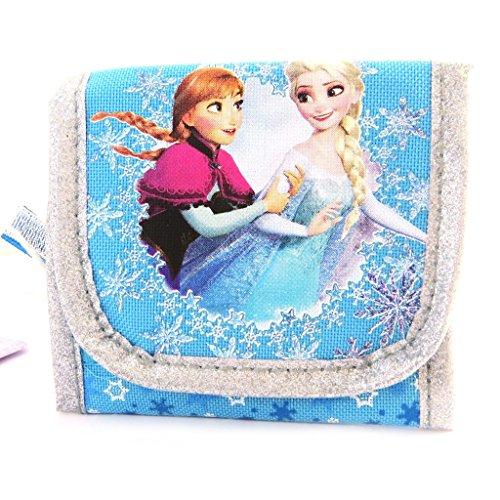 Portfolio 'Frozen - Reine des Neiges'silbriges blau.
