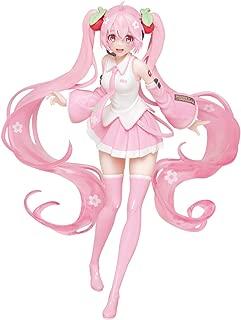 Taito 451113600 Project Diva Hatsune Miku Sakura Version Figure, 7