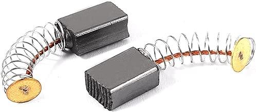 6,35x6,35x11,5mm 2.4x2.4x4.3 Escobillas de Carb/ón para ATLAS COPCO SB2-550 taladro