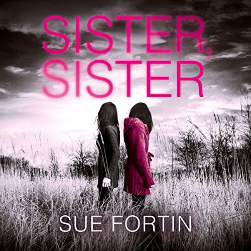 Sister Sister audiobook cover art