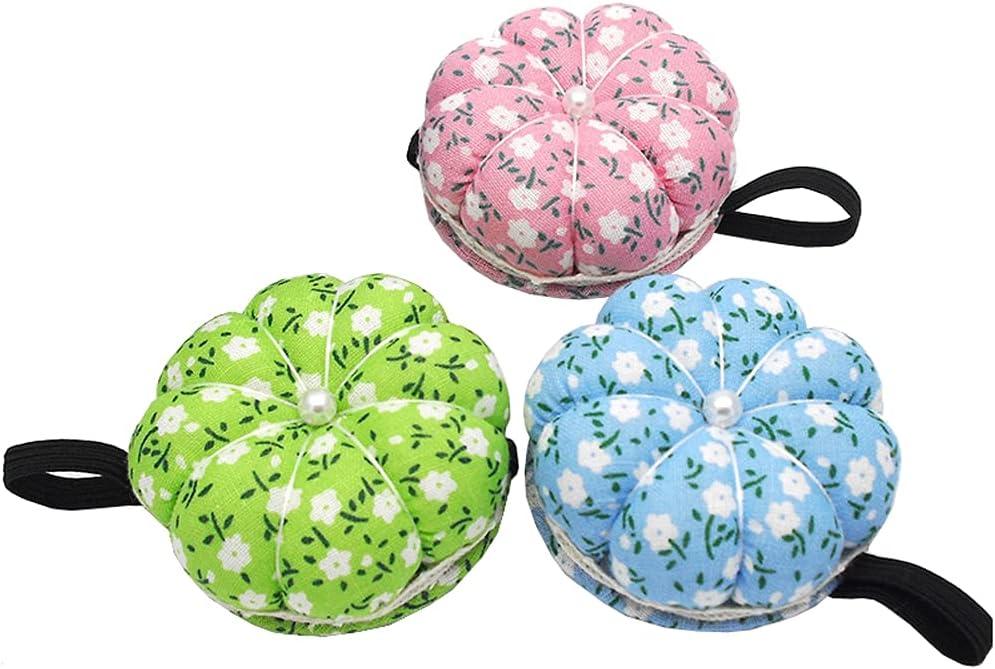 Fashion Sale SALE% OFF 3 Pieces Pin Cushion Needle C Needles Shaped Pumpkin