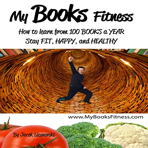 MyBooksFitness: How to Learn from 100 Books a Year audiobook cover art