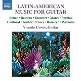 ラテン・アメリカのギター音楽集