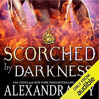 Scorched by Darkness cover art