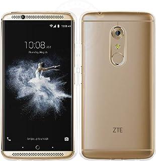 ZTE AXON 7 TPU ケース カバー 【GTO】アンチグレアTPUケース 高品質アンチグレアTPU素材を使用した耐水、防指紋、散熱加工の超薄型、最軽量TPUケース