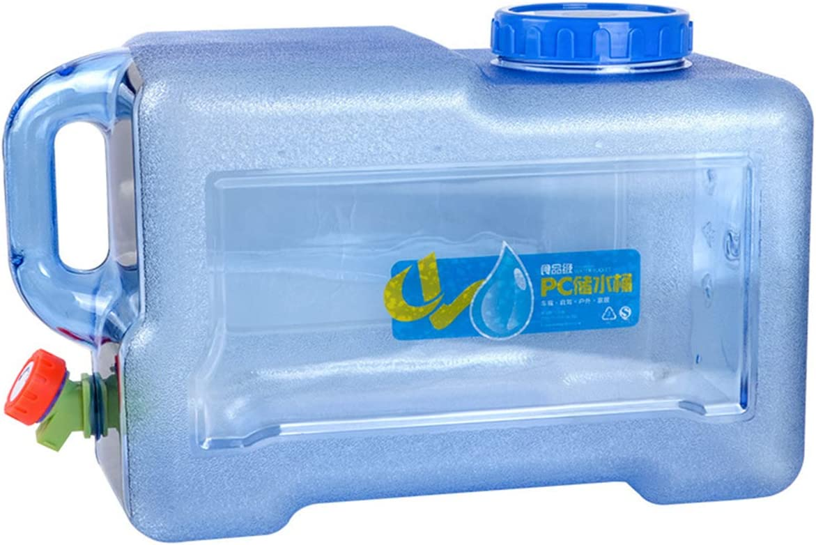 tabpole 12L Water Container Portable For With Socket 5 ☆ very popular Bucket Car Limited price