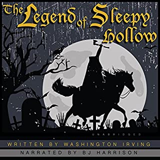 The Legend of Sleepy Hollow [Classic Tales Edition] audiobook cover art