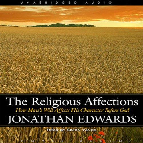 Religious Affections  Audiolibri