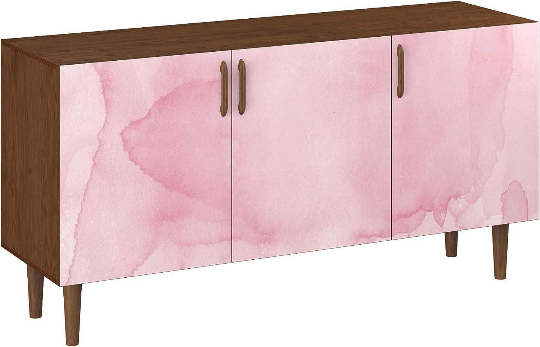 Poppy Sideboard - Walnut Velma Design 11 Overseas parallel import regular item in Base 5 Ranking TOP18 Styl Colors