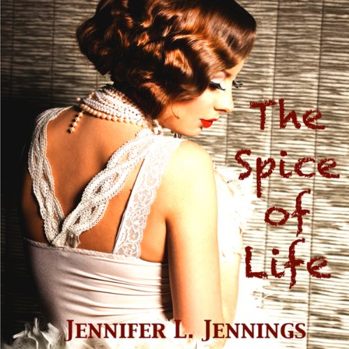 The Spice of Life audiobook cover art
