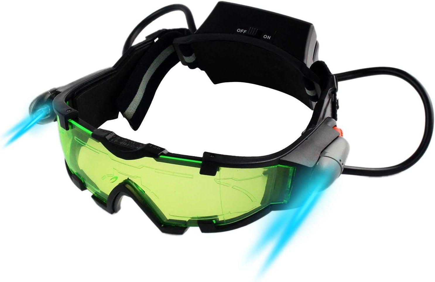 Bargain Yolyoo Night Vision Goggles F Regular discount Adjustable Kids LED