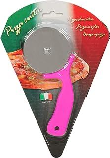 A.I.E. Nóż do pizzy Culinario 16 cm nóż do pizzy, nóż do pizzy, tart i pizzy, nadaje się również do Lahmacun & Pide (czerw...