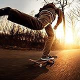Zoom IMG-1 weskate completo skateboard per principianti