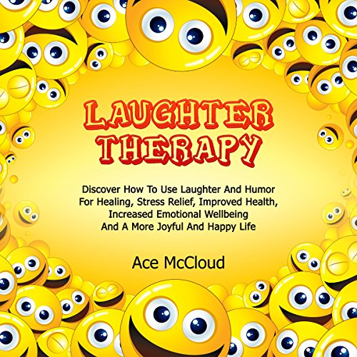 Laughter Therapy audiobook cover art