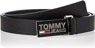 Tommy Hilfiger Women's TJW Flag 2.5 Belt, Black
