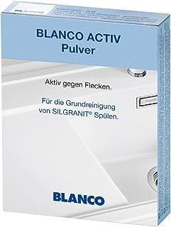 BLANCO Activ Pulver | zur Grundreinigung von Silgranit Spülen | 3er Pack | 520784