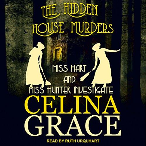 The Hidden House Murders audiobook cover art