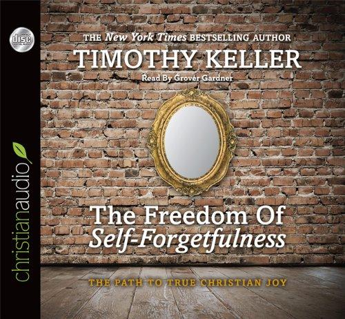 The Freedom of Self-Forgetfulness copertina
