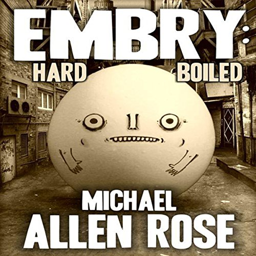 Embry: Hard-Boiled audiobook cover art