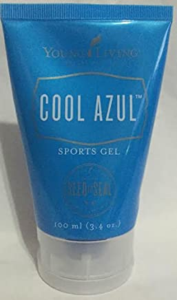 Cool Azul Sports Gel 3.4 oz by Young Living Essential Oils 100% Pure Theraputic Grade
