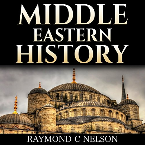 Middle Eastern History audiobook cover art