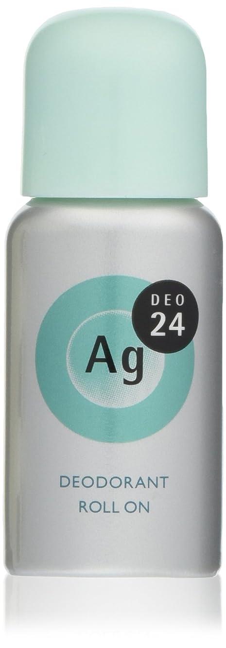 賠償銀行お勧めエージーデオ24 デオドラントロールオンEX ベビーパウダーの香り 40mL (医薬部外品)