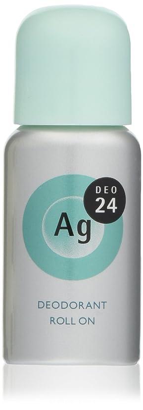 パウダー解任不定エージーデオ24 デオドラントロールオンEX ベビーパウダーの香り 40mL (医薬部外品)