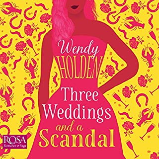 Three Weddings and a Scandal cover art