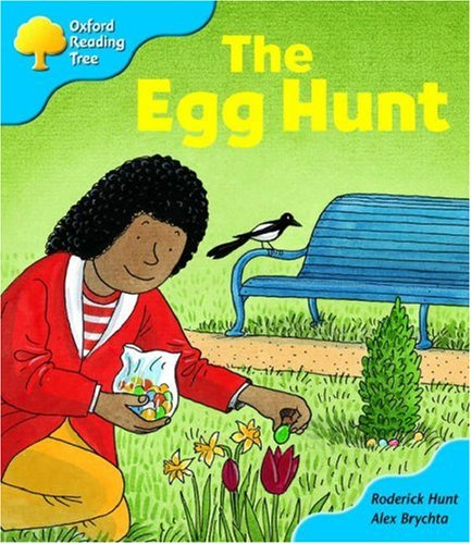 Oxford Reading Tree: Stage 3: Storybooks: the Egg Huntの詳細を見る