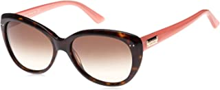 Kate Spade Women's 214793 Sunglasses, Color: Havana Pink, Size: 55